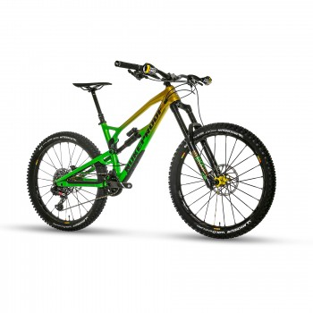 Nukeproof Mega WORX Sam Hill edition Gr. M