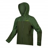 ENDURA SINGLETRACK JACKET forest green Gr. M, L o. XL